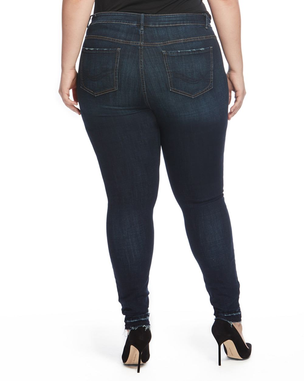 Rebel Wilson The Pin Up Cropped Skinny Jean