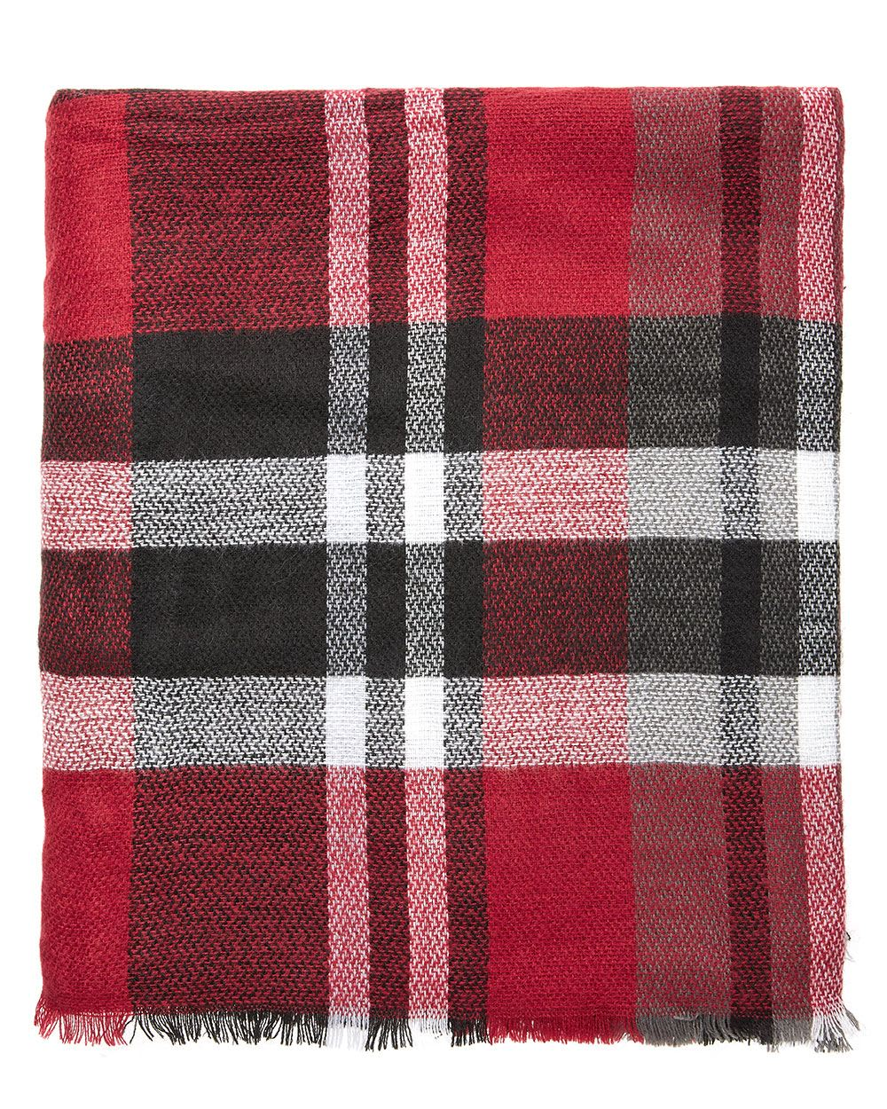 Plaid Blanket