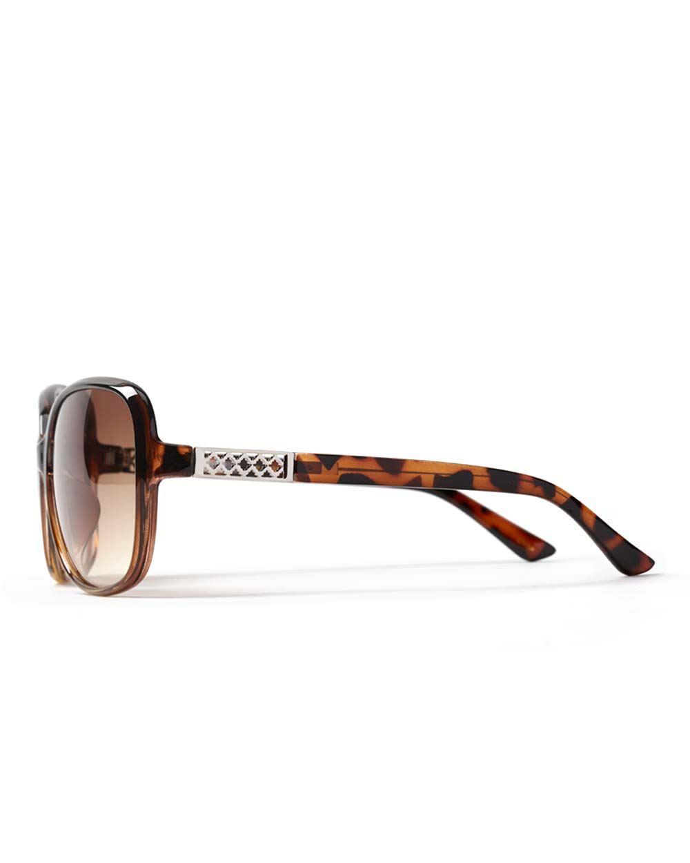Sunglasses with Metallic Detail