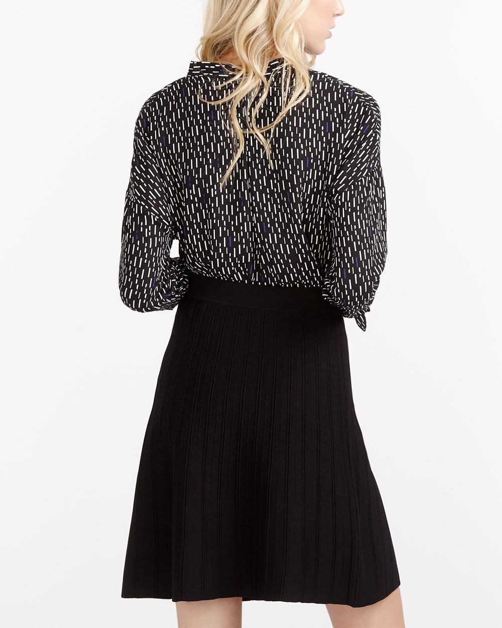 Willow & Thread Pleated Skirt
