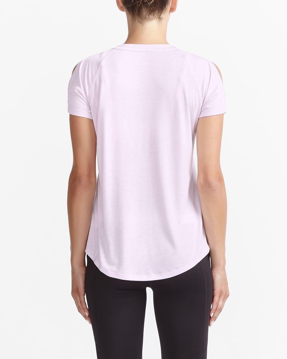 Hyba Graphic Yoga T-Shirt