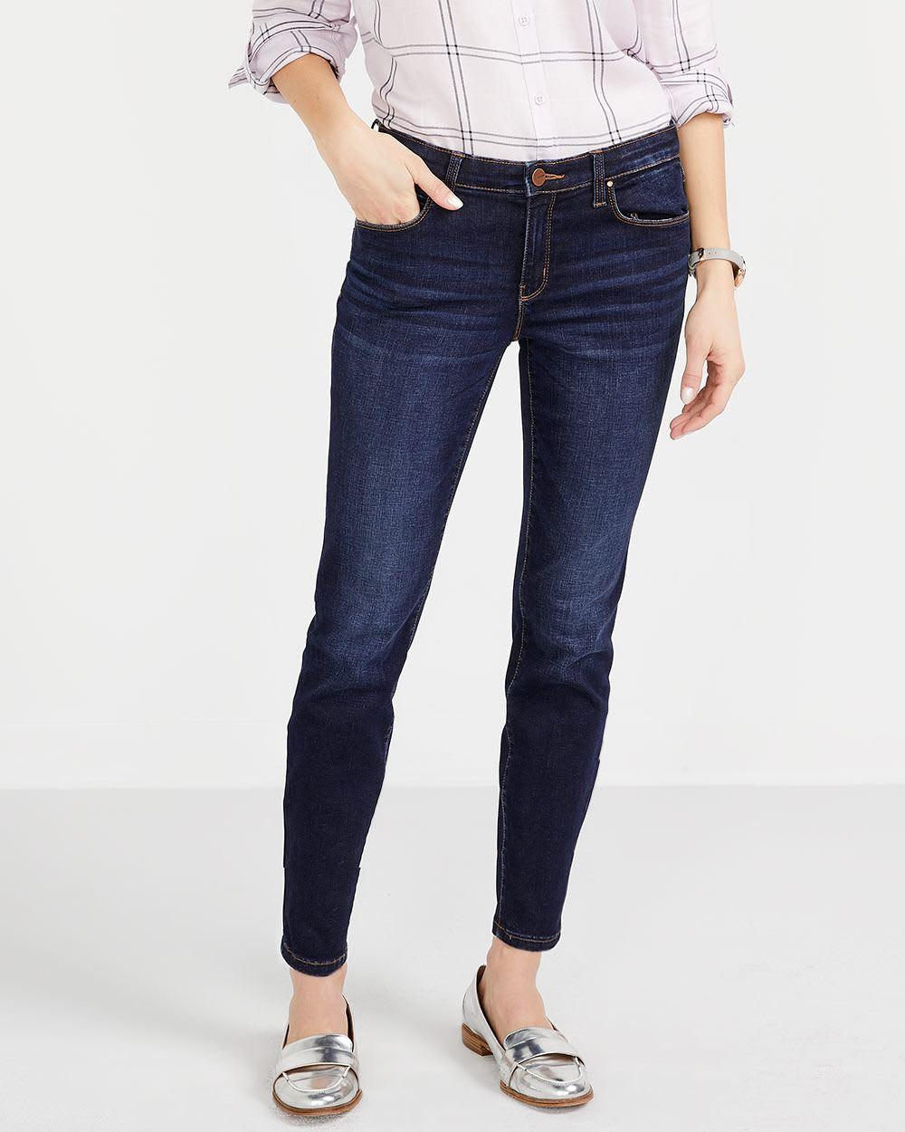 The Petite Skinny Sculpting Jeans