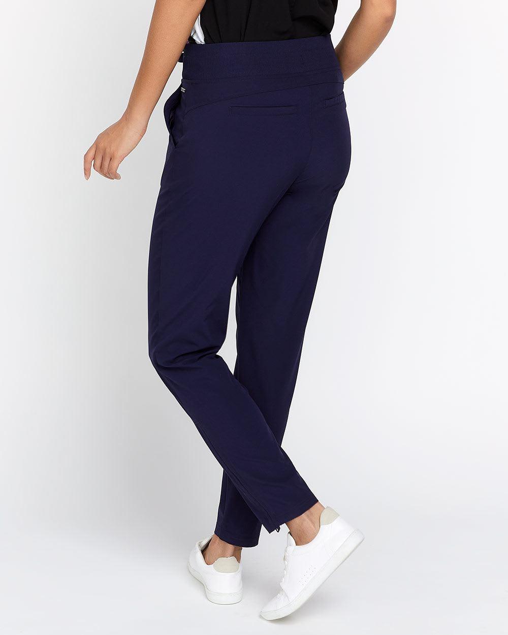 Pantalon avec ajustement à la cheville Hyba