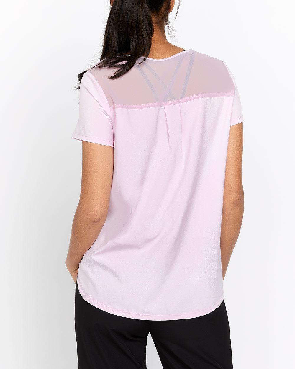 Hyba Mesh T-Shirt