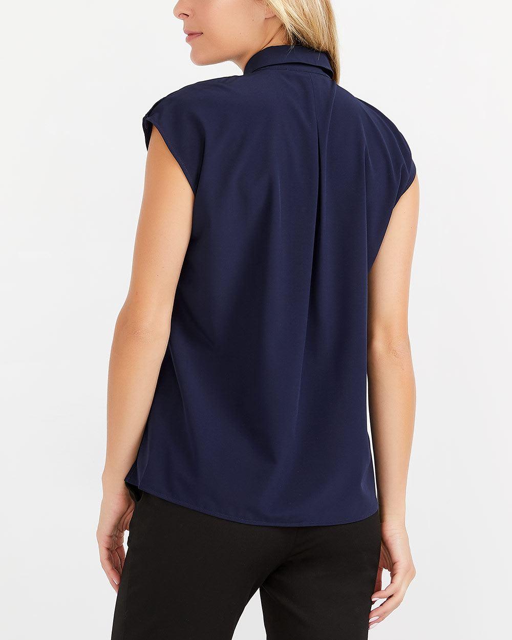 Willow & Thread Cap Sleeve Shirt