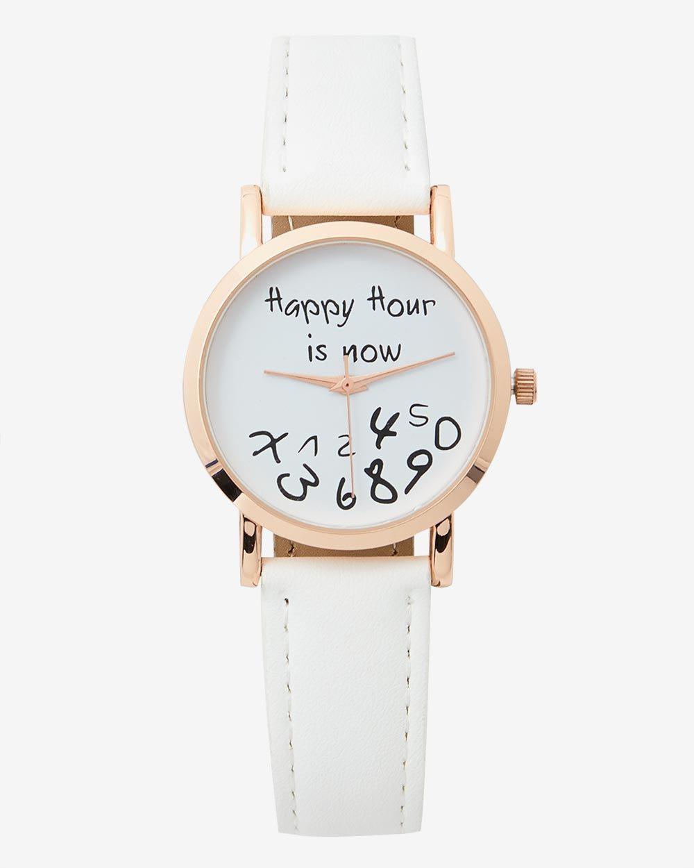 Montre Happy Hour