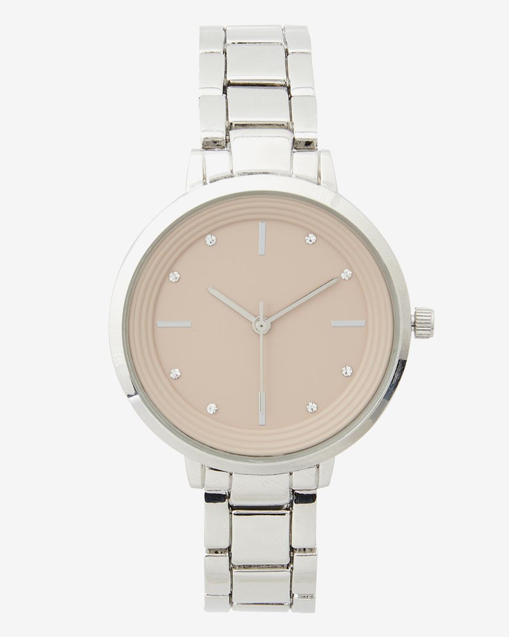 Link Band Wristwatch