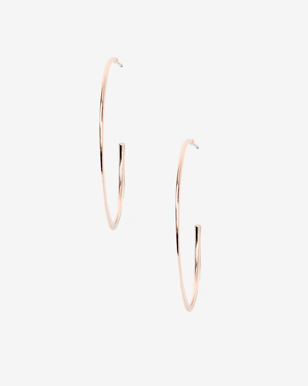 Boucles d'oreilles moyennes