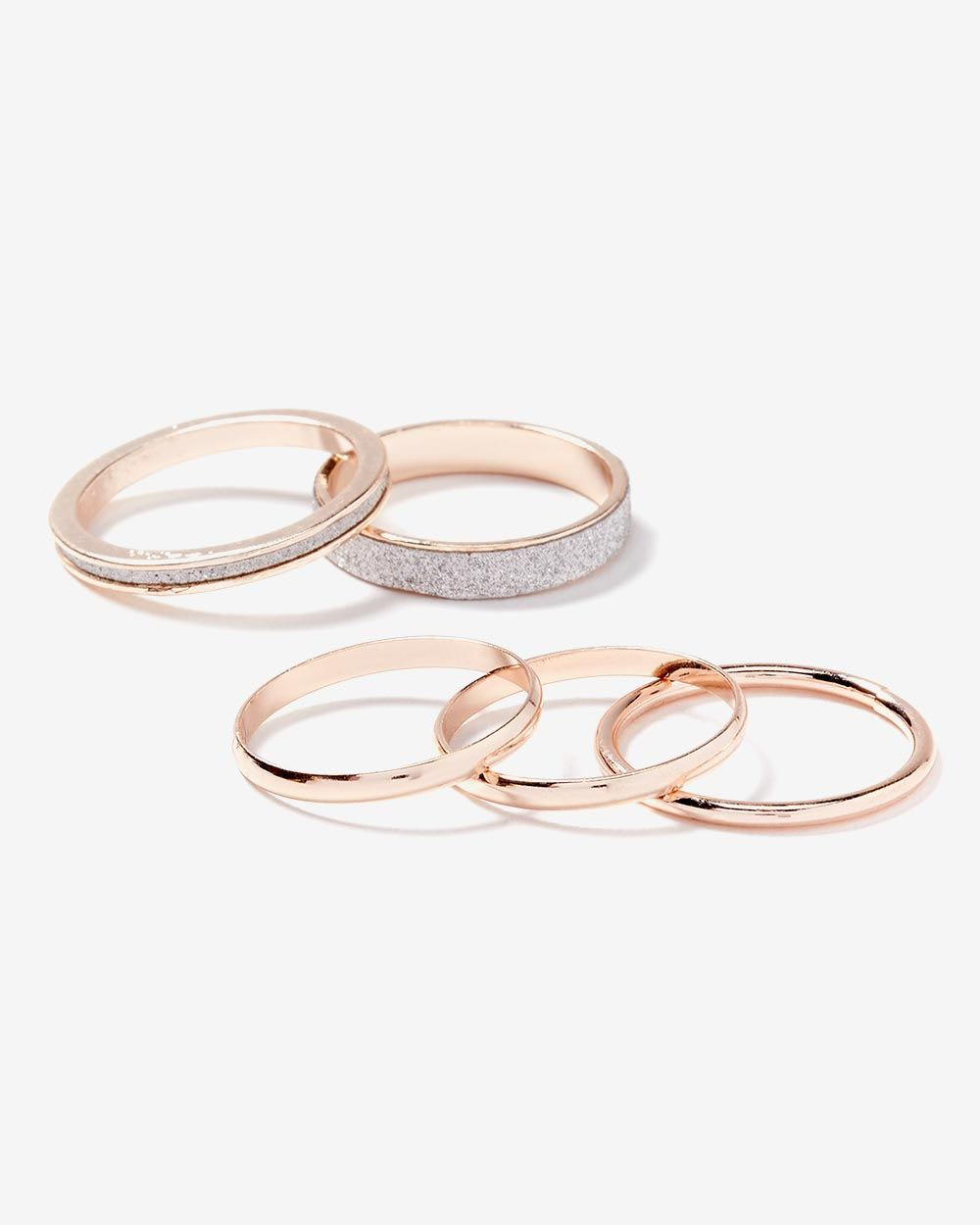 Set of 5 Rings