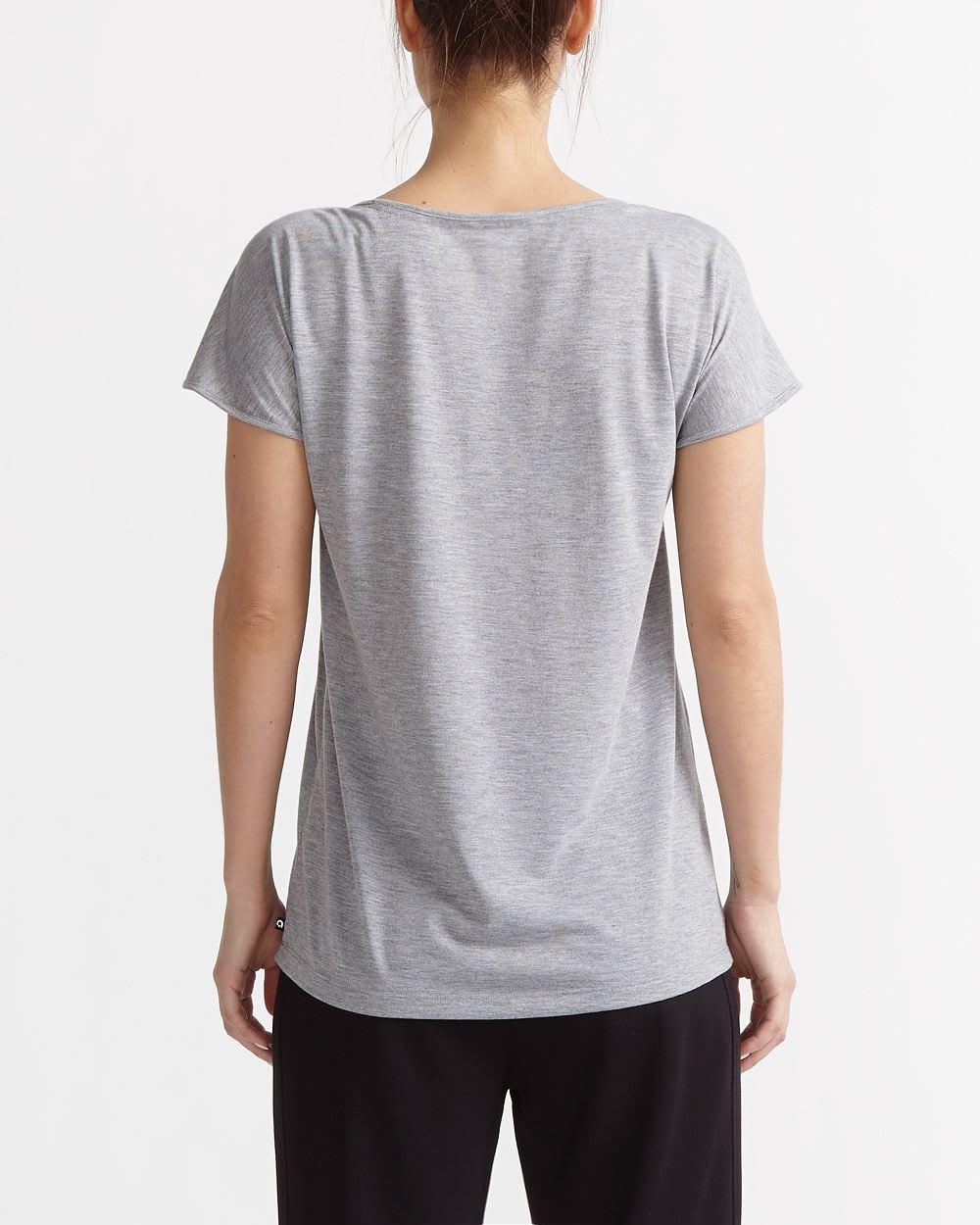 T-shirt à imprimé graphique Hyba