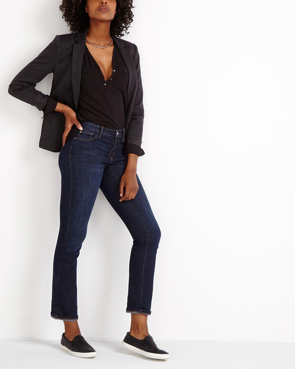 Insider Straight Leg Jeans