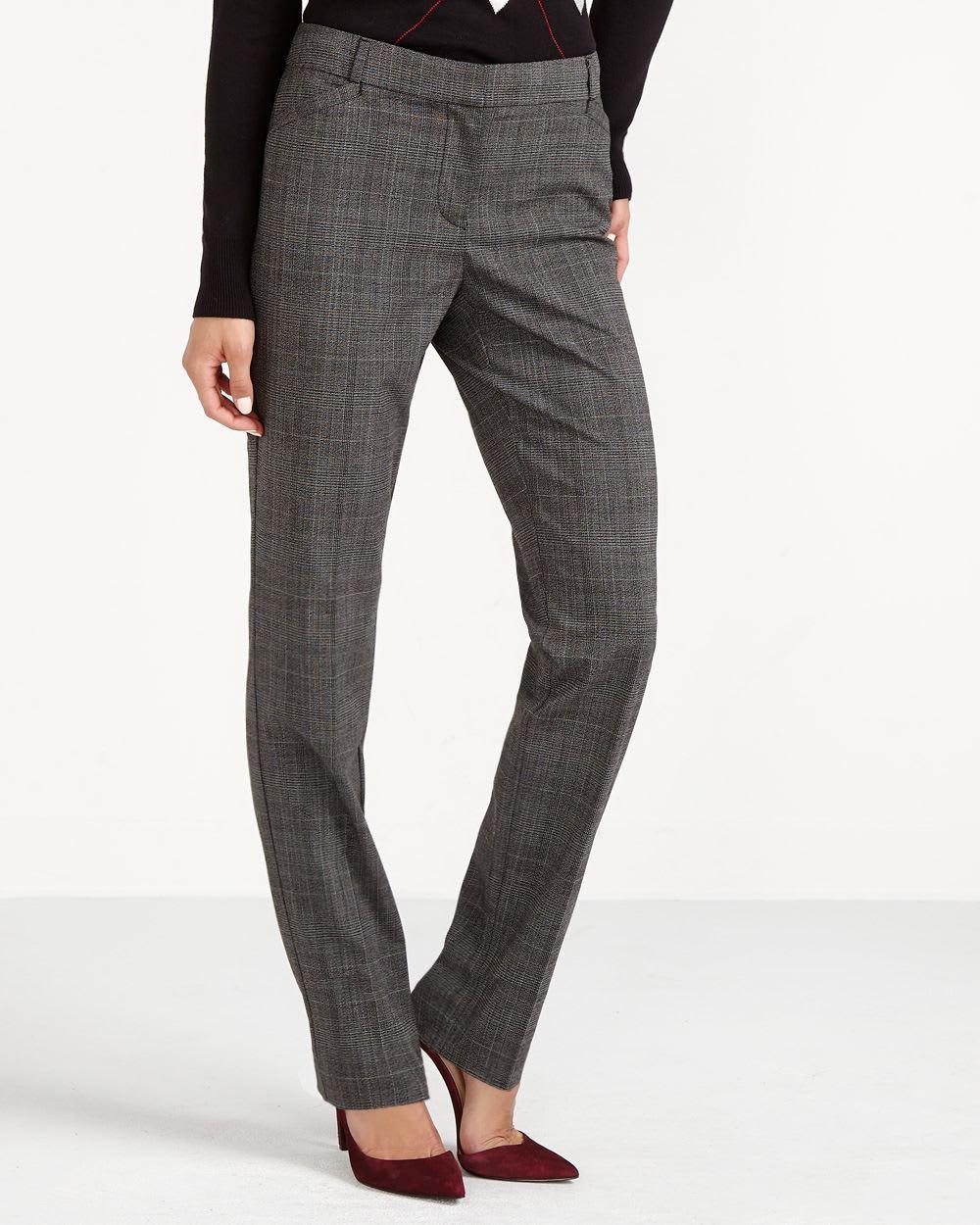The New Classic Plaid Pants