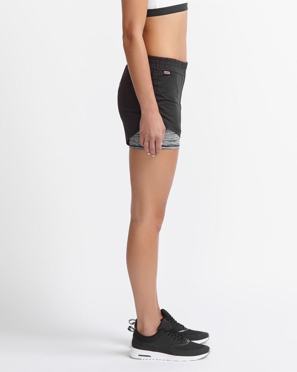 Short ajustable Hyba