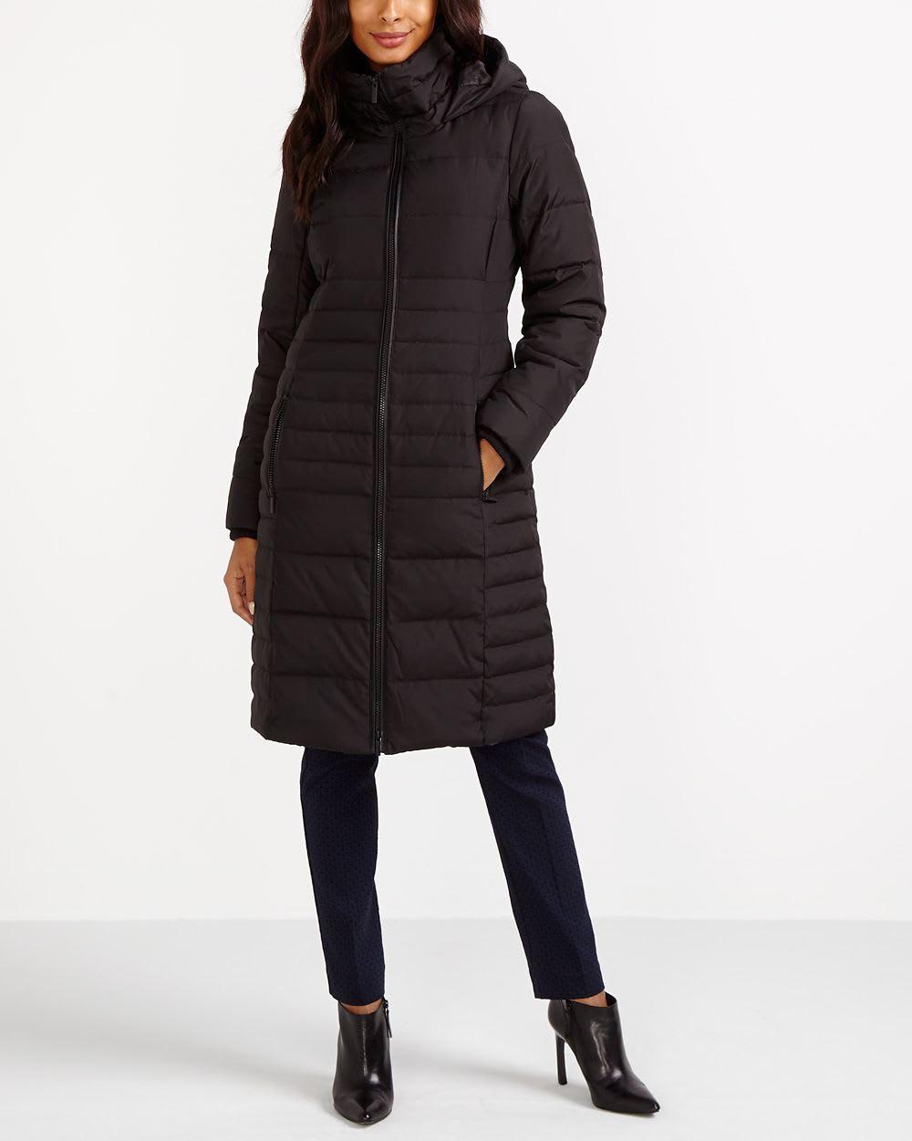 Long Down Coat