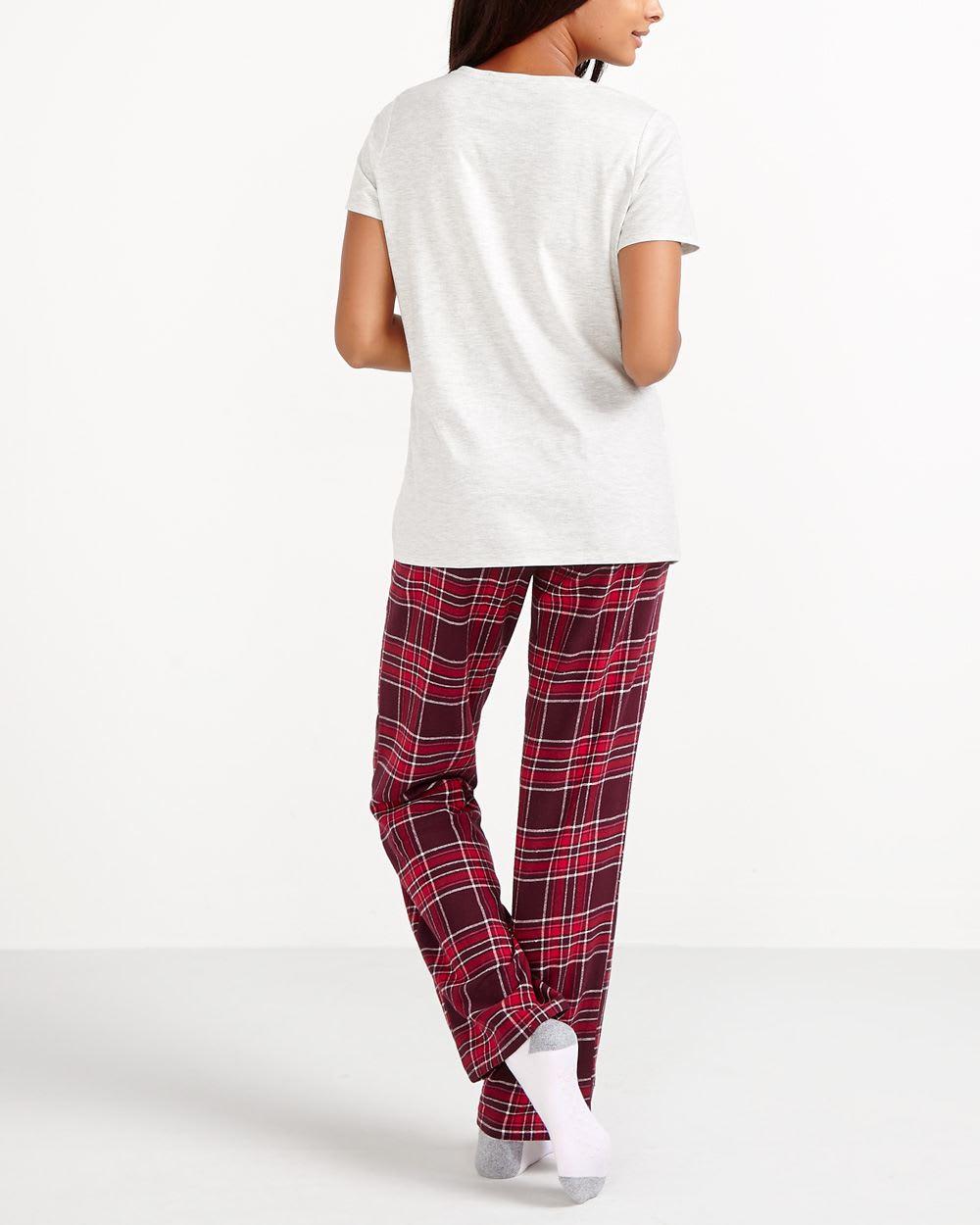 Kitten Pyjama Set