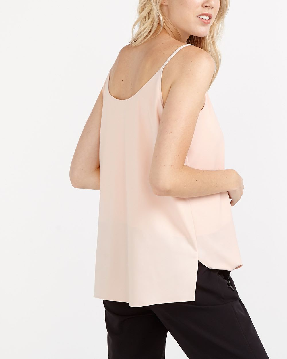 Willow & Thread Wrap Solid Cami