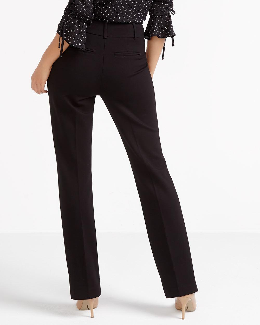 Tall Boot Cut Solid Pants
