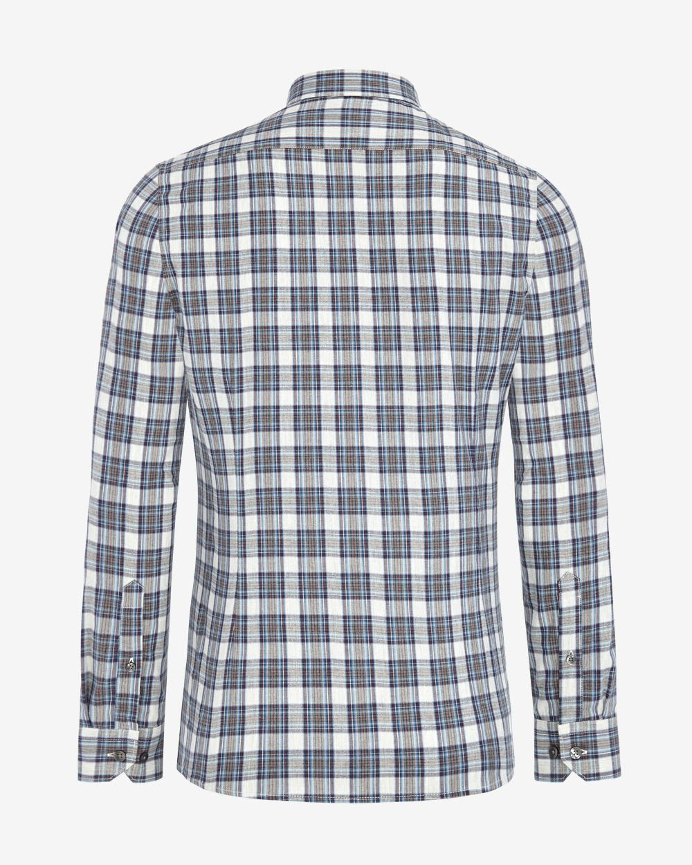 6eed6c4c81 Tailored fit multicoloured check shirt | RW&CO.