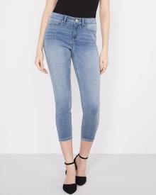 Pantalon coupe Natalie en denim bleu pâle - 25''