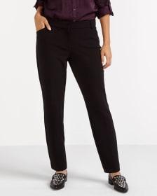 Pantalon skinny uni Long
