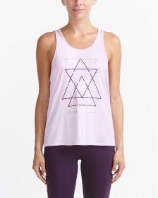 Hyba Graphic Yoga Tank Top