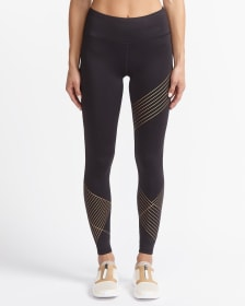 Hyba Printed Training Legging