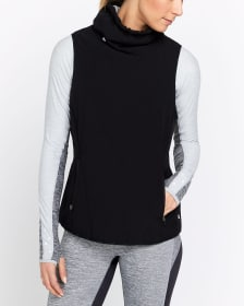 Hyba Funnel Neck Vest