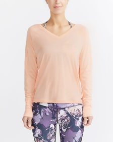 Hyba Drape Back Top