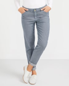 Herringbone Chino Pants