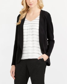 Willow & Thread Mix Media Cardigan