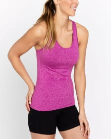 Hyba Essential Space Dye Tank Top