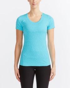 T-shirt essentiel chiné Hyba