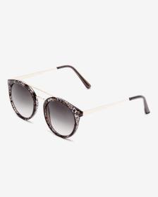 Speckle Sunglasses