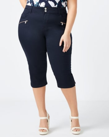 Jean Legging Capri - In Every Story