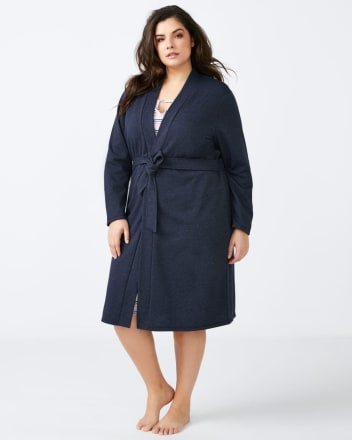French Terry Sleep Robe - ti Voglio