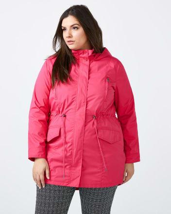 Parka Rain Jacket