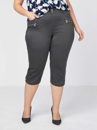 Petite Jean Legging Capri - In Every Story
