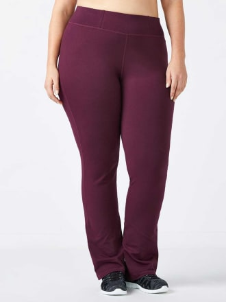 ONLINE ONLY - Essentials - Petite Plus-Size Yoga Pant