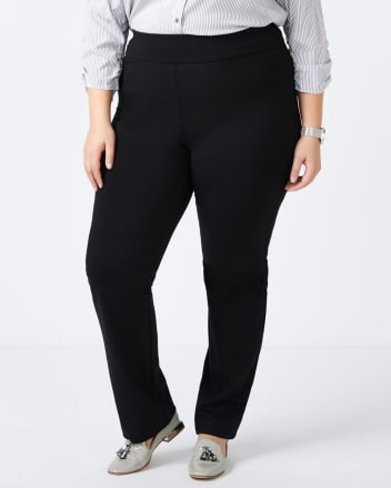 Savvy Sculpting Straight Leg Pant - In Every Story
