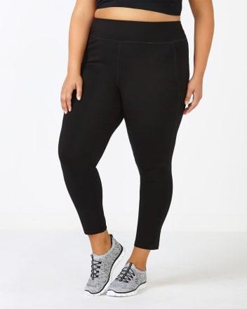 Essentials - Plus-Size Basic 7/8 Legging