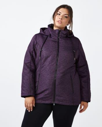 ActiveZone - Manteau de ski 3 en 1