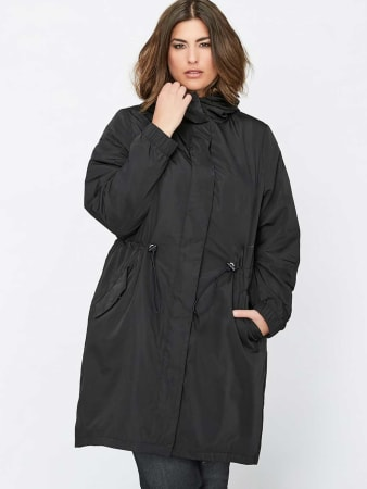 L&L Hooded Anorak Jacket