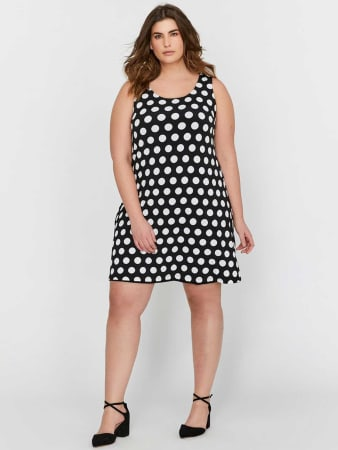 Michel Studio Sleeveless Reversible Dress
