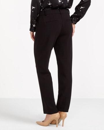 Solid Skinny Pants