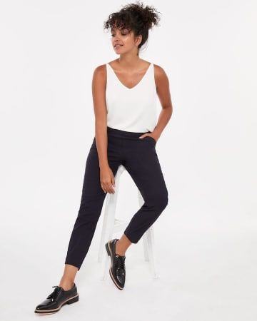 The Iconic Skinny Ankle Pants