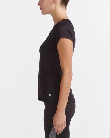 T-shirt d'entrainement avec mailles Hyba