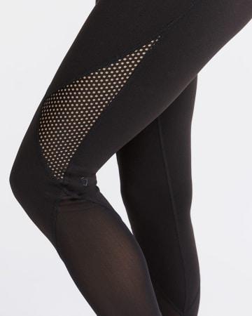 Hyba Perforated Mesh Legging