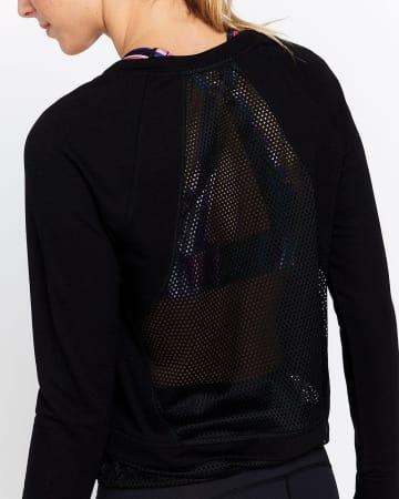 Hyba Mesh Sweater