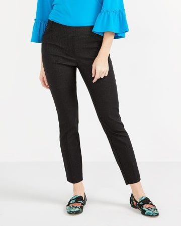 The Tall Iconic Skinny Mini Dot Pants