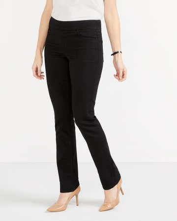 The Original Comfort Black Jeans